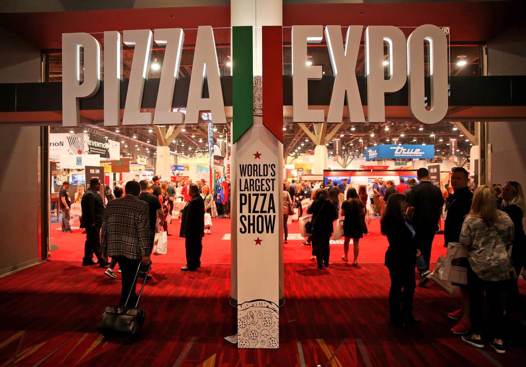Pizza Expo 2020
